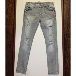 Zara skinny jeans 34x32